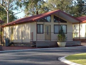 Sydney Getaway Holiday Park  Avina Van Village - Accommodation Brunswick Heads