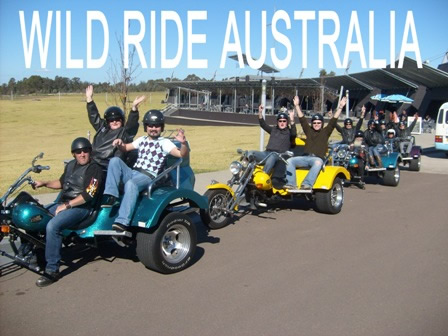 A Wild Ride - Accommodation Brunswick Heads