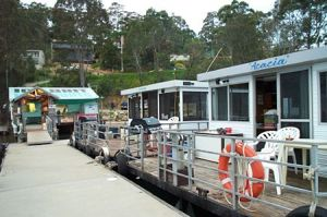 Clyde River Houseboats - Accommodation Brunswick Heads