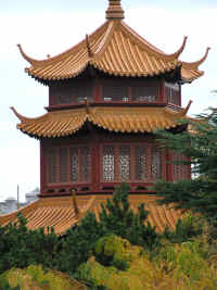 Chinese Garden of Friendship - Accommodation Brunswick Heads