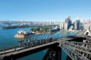 Sydney Harbour Bridge Climb - Accommodation Brunswick Heads