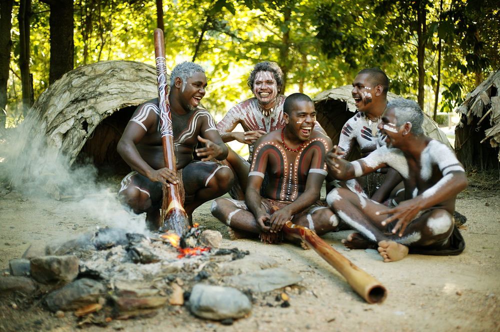 Tjapukai Aboriginal Cultural Park - Accommodation Brunswick Heads