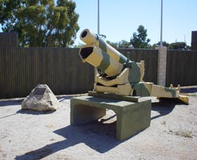 Military Museum Merredin - Accommodation Brunswick Heads