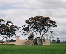 World War II Sites - Accommodation Brunswick Heads