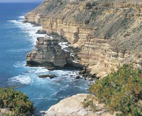 Island Rock and Natural Bridge - Accommodation Brunswick Heads