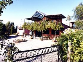 The Terrace Gallery at Patly Hill Farm - Accommodation Brunswick Heads
