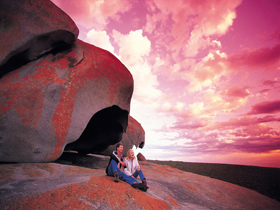 Remarkable Rocks Flinders Chase National Park - Accommodation Brunswick Heads