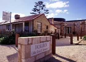 Hollick Winery And Restaurant - Accommodation Brunswick Heads