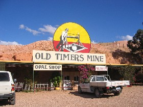 The Old Timers Mine - Accommodation Brunswick Heads