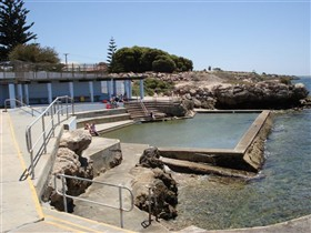 Edithburgh Tidal Pool - Accommodation Brunswick Heads