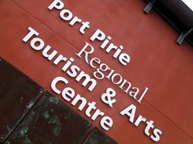 Port Pirie Regional Tourism And Arts Centre - Accommodation Brunswick Heads