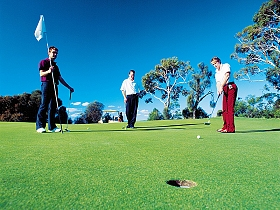 Freycinet Golf Course - Accommodation Brunswick Heads