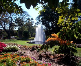 George Brown Darwin Botanic Gardens - Accommodation Brunswick Heads