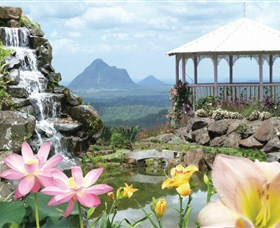 Maleny Botanic Gardens - Accommodation Brunswick Heads