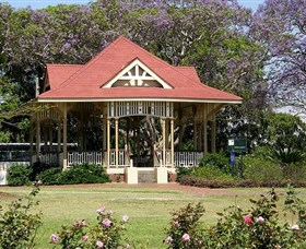 Gympie Memorial Park - Accommodation Brunswick Heads