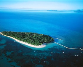 Green Island National Park - Accommodation Brunswick Heads