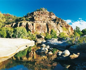 Porcupine Gorge National Park - Accommodation Brunswick Heads