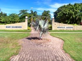 Dan Gleeson Memorial Gardens - Accommodation Brunswick Heads
