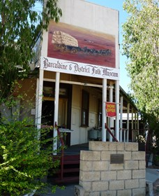 Barcaldine and District Museum - Accommodation Brunswick Heads