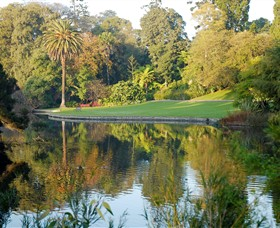 Royal Botanic Gardens Melbourne - Accommodation Brunswick Heads