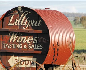 Lilliput Wines - Accommodation Brunswick Heads