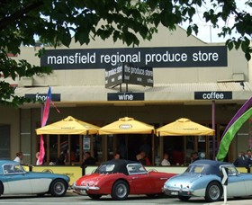The Produce Store - Accommodation Brunswick Heads