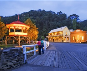 Walhalla Historic Area - Accommodation Brunswick Heads