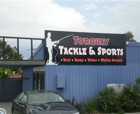 Torquay Tackle  Sports - Accommodation Brunswick Heads