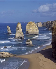 Twelve Apostles Marine National Park - Accommodation Brunswick Heads