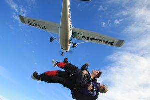 Australian Skydive - Accommodation Brunswick Heads