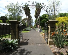 Friends of Geelong Botanic Gardens - Accommodation Brunswick Heads