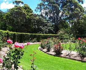 Wollongong Botanic Garden - Accommodation Brunswick Heads