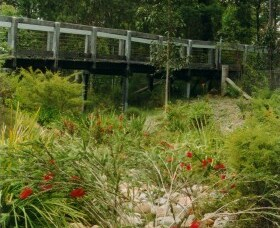 Eurobodalla Botanic Gardens - Accommodation Brunswick Heads