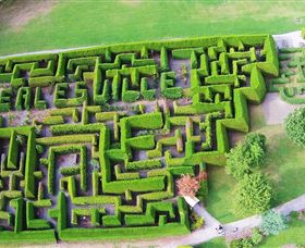 Hedgend Maze and Healesville Laser Sport - Accommodation Brunswick Heads