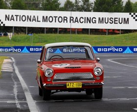 National Motor Racing Museum - Accommodation Brunswick Heads