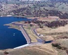 Chifley Dam - Accommodation Brunswick Heads