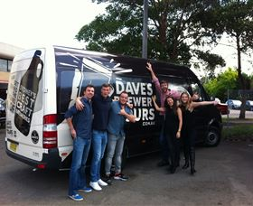 Daves Brewery Tours - Accommodation Brunswick Heads