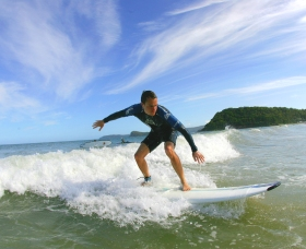Central Coast Surf School - Accommodation Brunswick Heads