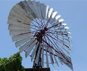 Barcaldine Windmill - Accommodation Brunswick Heads