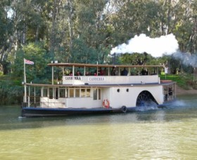 Paddlesteamer Canberra - Accommodation Brunswick Heads