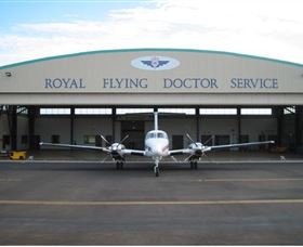 Royal Flying Doctor Service Dubbo Base Education Centre Dubbo - Accommodation Brunswick Heads