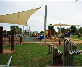 Livvi's Place Playground - Accommodation Brunswick Heads