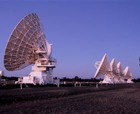 CSIRO Australia Telescope Narrabri - Accommodation Brunswick Heads