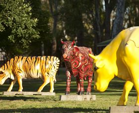 Greater Shepparton's Moooving Art - Accommodation Brunswick Heads