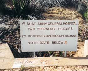 Army General Hospital Site - Accommodation Brunswick Heads