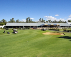 Yarrawonga Mulwala Golf Club Resort - Accommodation Brunswick Heads