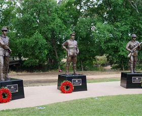 VC Memorial Park - Honouring Our Heroes - Accommodation Brunswick Heads