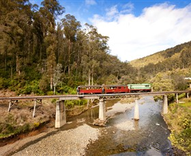 Walhalla Goldfields Railway - Accommodation Brunswick Heads