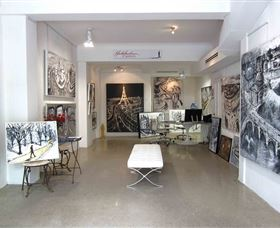 Mark Hanham Gallery - Accommodation Brunswick Heads