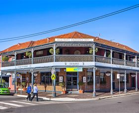 The Exchange Hotel - Beaumont - Accommodation Brunswick Heads